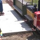 tatvina dve lokomotive JENBACH Krilato kolo
