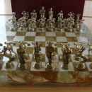 Šah z mitološkimi figuricami