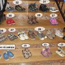 OTROŠKA OBUTEV. Čevlji, copati, sandali, teniski