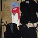 MOŠKA OBLAČILA hlače majica jakna 164 S M L