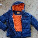 158-164 fantovska jakna bunda 6€  oblačila