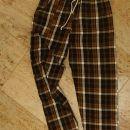 S/M pižama, hlače 2€ fantovska najstniška  oblačila