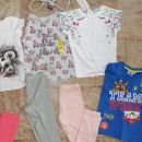 Nova oblačila za fanta in za punco