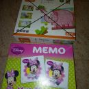 Miki miška, otroška igra spomin 48kosov 10€