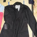 Nova črna jopa-suknjič ZARA št.M