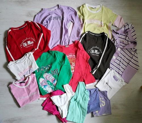 Majice, kr.hlače... 128-134, 134 in 140