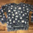 benetton puhast pulover št. 128;10eur