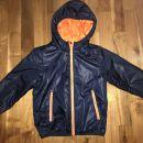 benetton jaknica/tanka bunda št.116-122;15eur