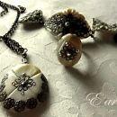 romantičen nakit s kristali swarovski