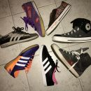 Diesel, Ed Hardy, Adidas, All Star št 36