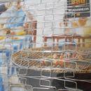 Žar mrežica za zelenjavo in mreža za drobnarije-5 Eur