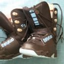 Čevlji za snowboard, 38,5 št-30 Eur