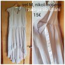 Obleka za vse priložnosti, nikoli nošena, 15€