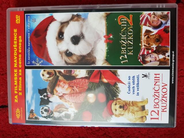 Božične risanke, filmi komplet 3€ - foto