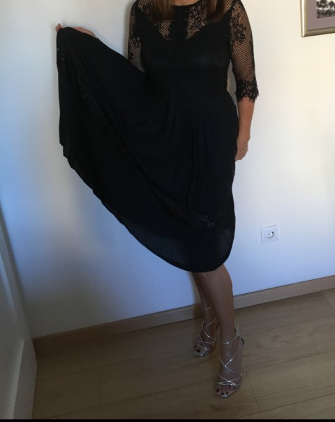 Obleka 36 zara  - foto