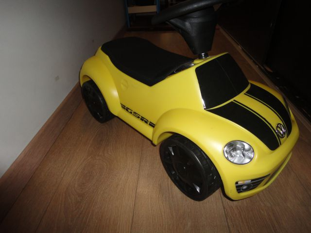 VW beetle, poganjalec