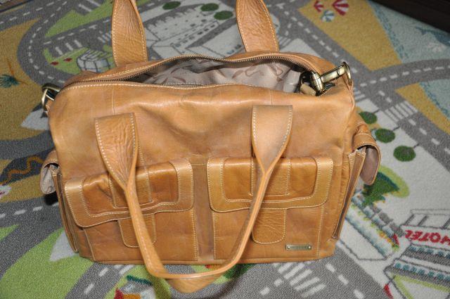 Previjalna torba Storksak, 150€