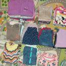 Komplet oblačil deklica, vel. 92-98, 50€