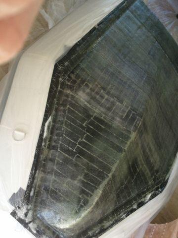 Izdelava podna gumenjaka - foto