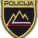 UNIFORMIRANA POLICIJA SLOVENIJA