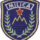 MILICA JUGOSLAVIJA - SRS