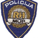 MUP RH HRVAŠKA POLICIJA
