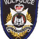 W.A. POLICE -  WESTERN AUSTRALIA