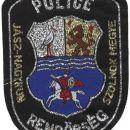 POLICE RENDőRSéG HUNGARY