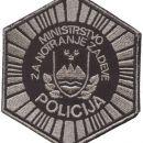 MINISTRSTVO ZA NOTRANJE ZADEVE  POLICIJA