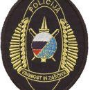 POLICIJA - VARNOST IN ZAŠČITA