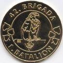 42. BRIGADA 1. BATALJON (ZLAT)