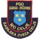 PGD ZAGRAD - PEČOVNIK - MO CELJE - GASILSKA ZVEZA CELJE