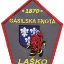 GASILSKA ENOTA LAŠKO 1870 (RDEČA)