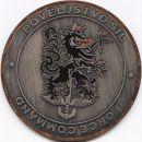 extra veliki kovanci slovenske vojske (5cm)
