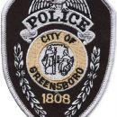 POLICE - CITY OF GREENSBORO 1808 USA