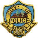 CITY OF MESA POLICE ARIZ.