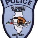 POLICE ARTHUR IL.