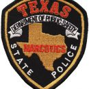 TEXAS STATE POLICE - NARCOTICS - DEPARTMENT OF PUBLIC SAFETY