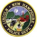 NEW HAMPSHIRE POLICE DEPT. LINCOLN