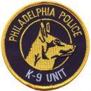 PHILADELPHIA POLICE K-9 UNIT