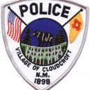 POLICE - VILLAGE OF CLOUDCROFT N.M. 1898 USA