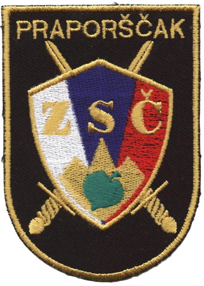 NAŠITKI SLOVENSKE VOJSKE 2 (SLO ARMY) - foto povečava