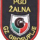 PGD ŽALNA - GZ GROSUPLJE