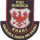 PGD KOKRICA - KRANJ - GASILSKA ZVEZA MO KRANJ