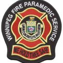 WINNIPEG FIRE PARAMEDIC SERVICE - WE HOLD THEE SAFE