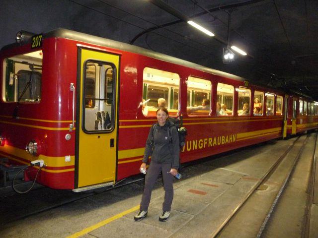 Jungfrau - foto
