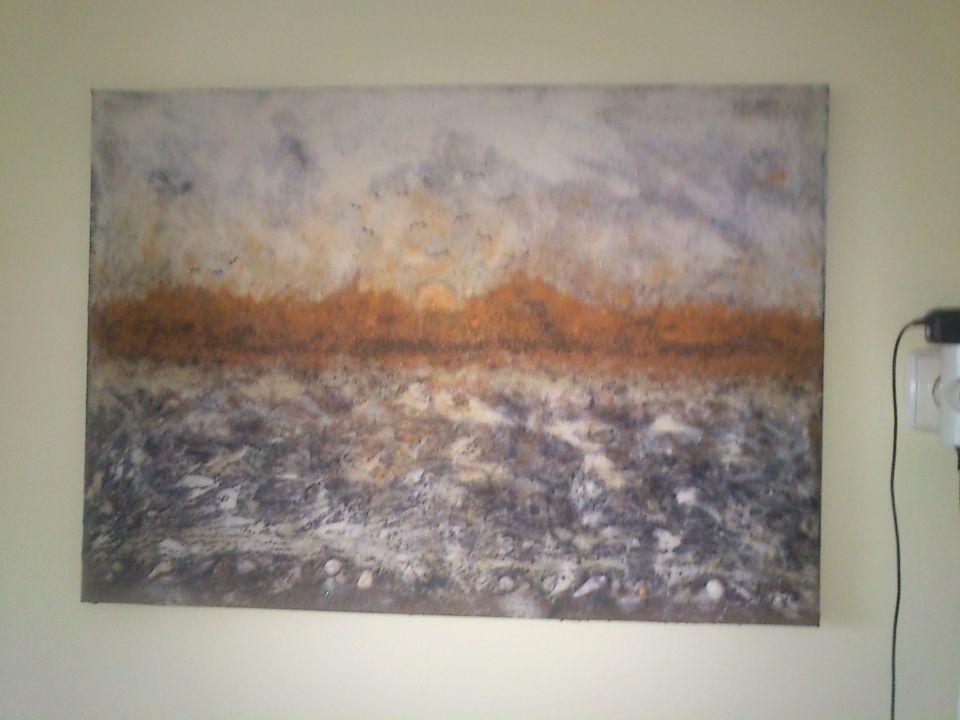 morje po nevihti