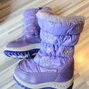 zimski škornji snežki 22