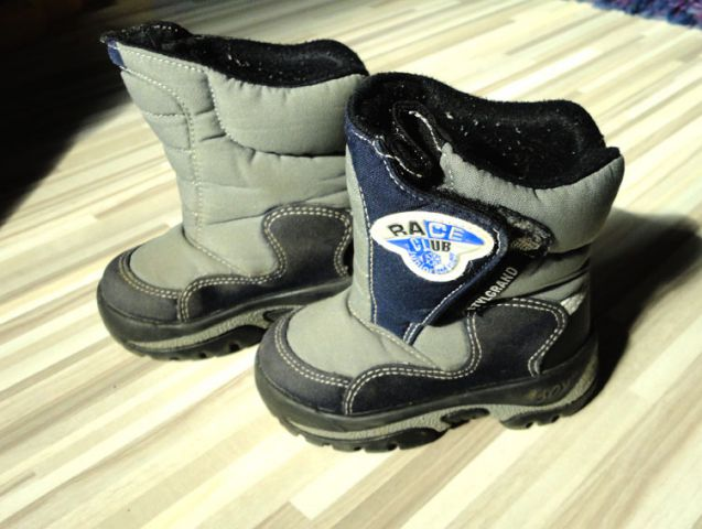 Škornji za sneg, snežki št. 20