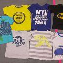 Kratke majice 98 - 104